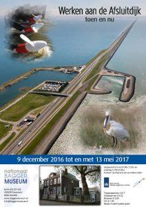 Poster Afsluitdijk