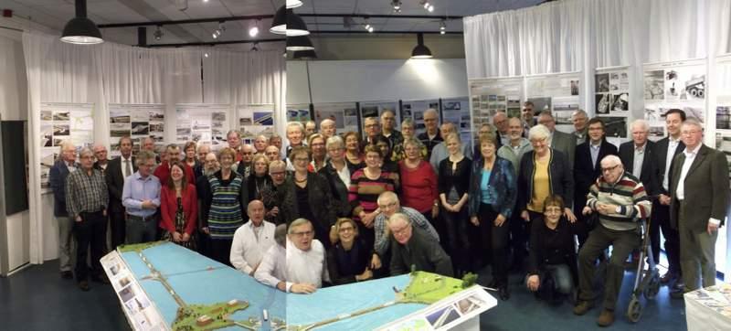 Groepsfoto Vrijwilligers 2013