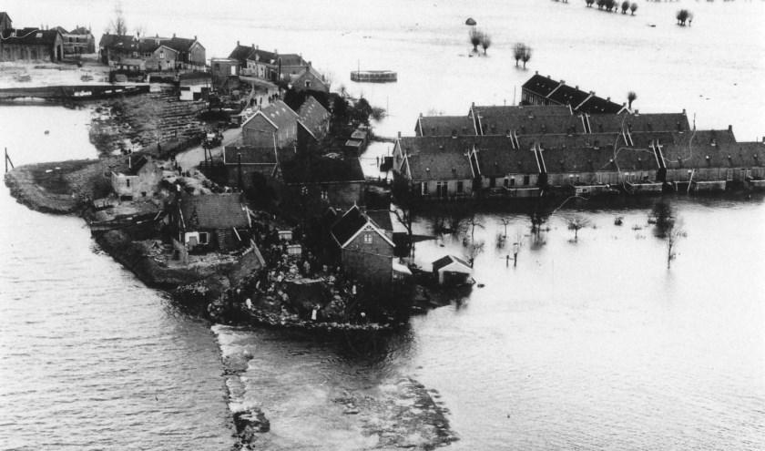 Dijkdoorbraak 1953