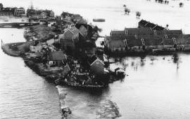 Dijkdoorbraak 1953k