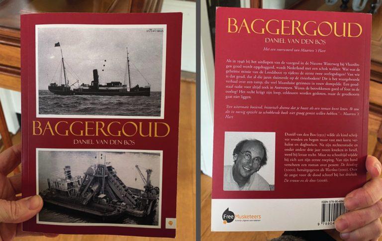 Omslag boek Baggergoud