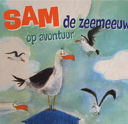 Sam de zeemeeuw