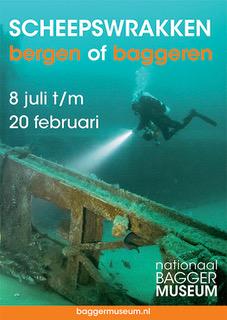 NBM-Poster Bergen of Baggeren